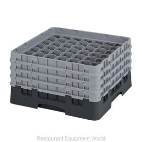 Cambro 49S800110 Dishwasher Rack, Glass Compartment
