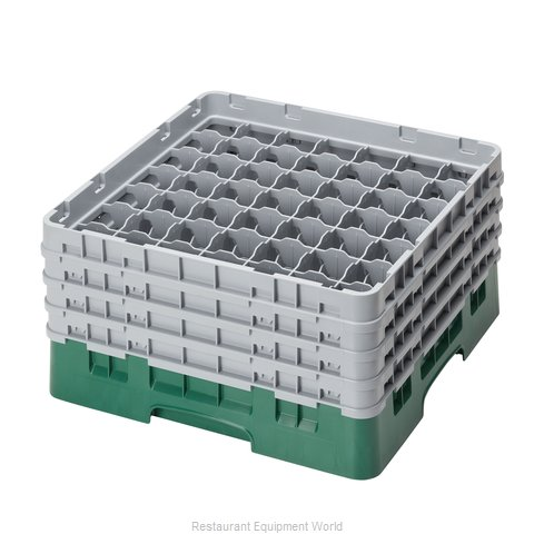 Cambro 49S800119 Full Size Glass Rack