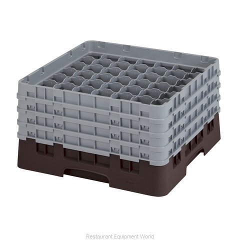 Cambro 49S800167 Full Size Glass Rack