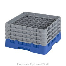 Cambro 49S800168 Dishwasher Rack, Glass Compartment