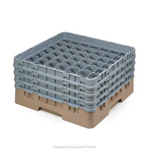 Cambro 49S800184 Full Size Glass Rack