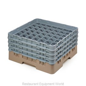 Cambro 49S800184 Dishwasher Rack, Glass Compartment