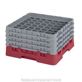 Cambro 49S800416 Dishwasher Rack, Glass Compartment