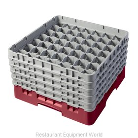 Cambro 49S958416 Dishwasher Rack, Glass Compartment