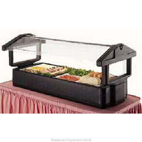 Cambro 4FBRTT158 Table Top Food Bar (Magnified)