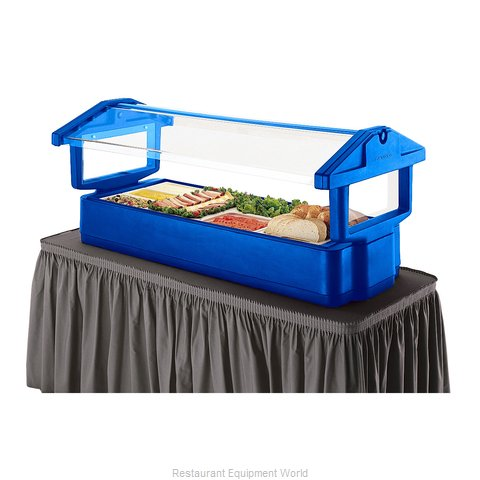 Cambro 5FBRTT186 Cold Food Buffet, Tabletop