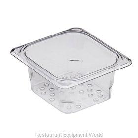 Cambro 63CLRCW135 Food Pan Drain Tray