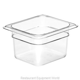 Cambro 64CW135 Food Pan, Plastic