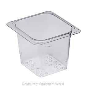 Cambro 65CLRCW135 Food Pan Drain Tray
