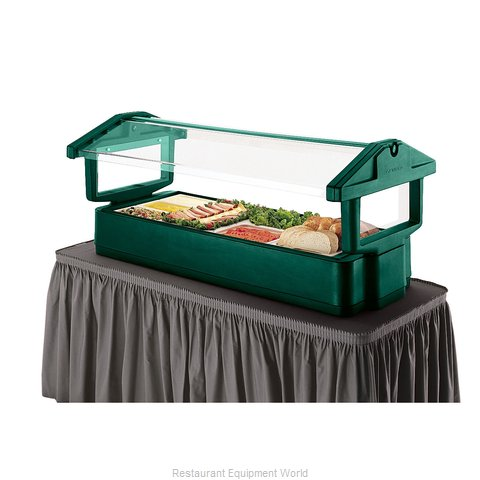 Cambro 6FBRTT519 Cold Food Buffet, Tabletop