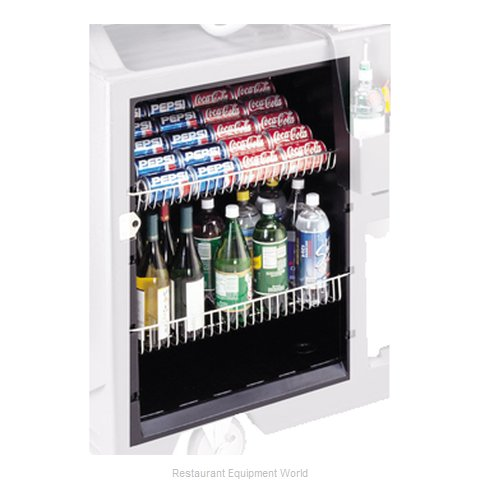 Cambro 730WS000 Wire Shelving for Portable Bar (Magnified)
