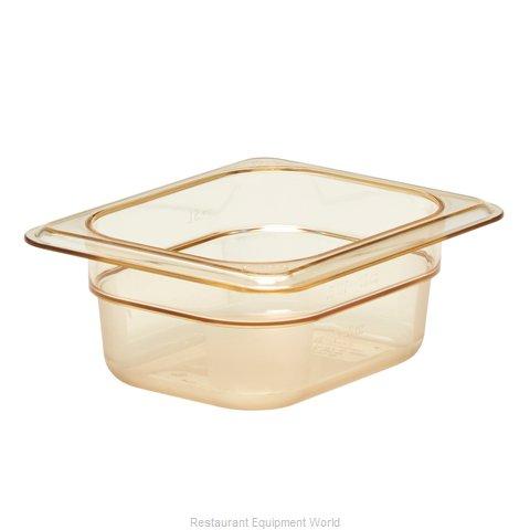 Cambro 82HP150 Food Pan, Steam Table, Plastic Hi-temp