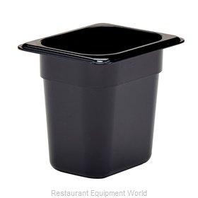 Cambro 86HP110 Food Pan, Hi-Temp Plastic