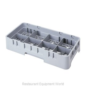 Cambro 8HC258151 Dishwasher Rack, Glass Compartment