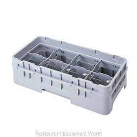 Cambro 8HC414151 Dishwasher Rack Glass Compartment