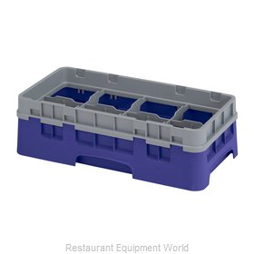 Cambro 8HS318186 Dishwasher Rack, Glass Compartment