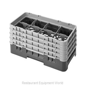 Cambro 8HS800119 Dishwasher Rack, Glass Compartment
