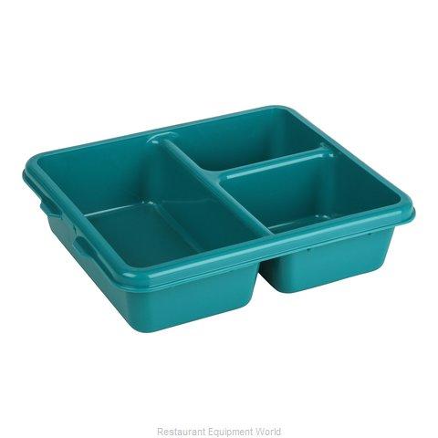 Cambro 9113CP414 Tray, Compartment, Plastic