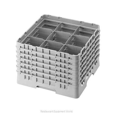 Cambro 9S1114151 Full Size Glass Rack