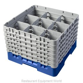 Cambro 9S1114168 Full Size Glass Rack