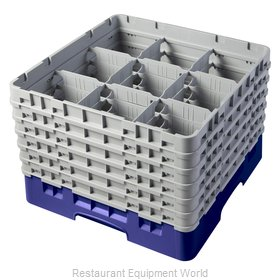 Cambro 9S1114186 Full Size Glass Rack