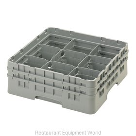 Cambro 9S434151 Full Size Glass Rack