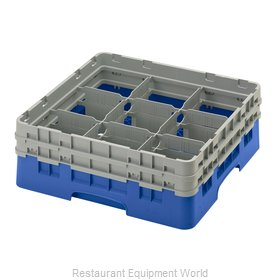 Cambro 9S434168 Full Size Glass Rack