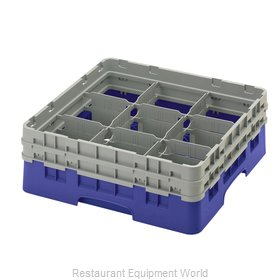 Cambro 9S434186 Full Size Glass Rack