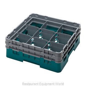 Cambro 9S434414 Full Size Glass Rack