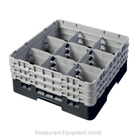 Cambro 9S638110 Full Size Glass Rack