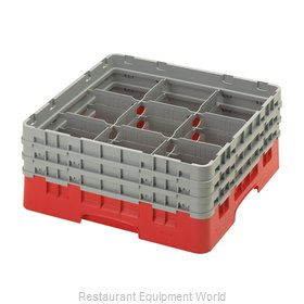 Cambro 9S638163 Full Size Glass Rack