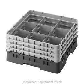 Cambro 9S638167 Dishwasher Rack, Glass Compartment