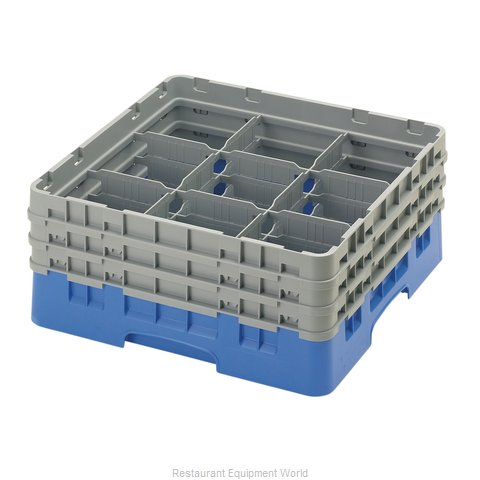 Cambro 9S638168 Full Size Glass Rack