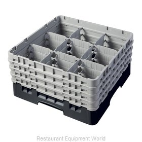 Cambro 9S800110 Full Size Glass Rack