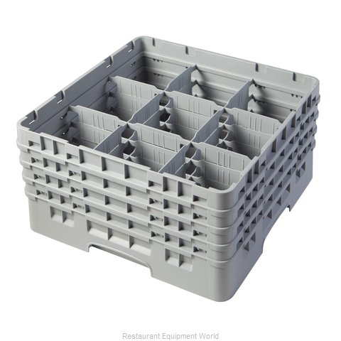 Cambro 9S800151 Full Size Glass Rack