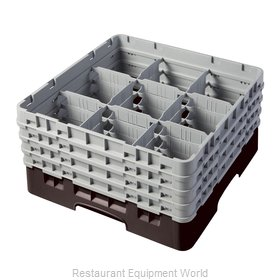Cambro 9S800167 Full Size Glass Rack