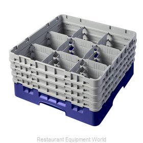 Cambro 9S800186 Full Size Glass Rack