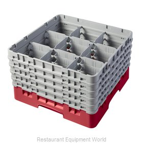 Cambro 9S958163 Full Size Glass Rack