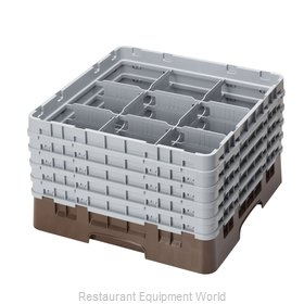 Cambro 9S958167 Full Size Glass Rack
