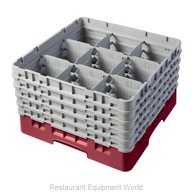 Cambro 9S958416 Full Size Glass Rack
