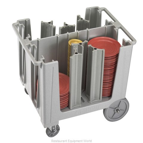 Cambro ADCS480 Adjustable Dish Caddy (Magnified)