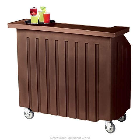 Cambro BAR540131 Portable Bar