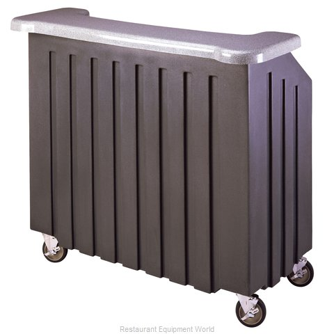 Cambro BAR540DS671 Portable Bar
