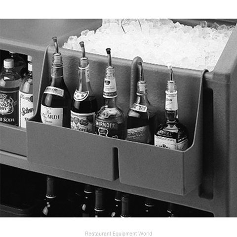 Cambro BAR54SR191 Speed Rail / Rack