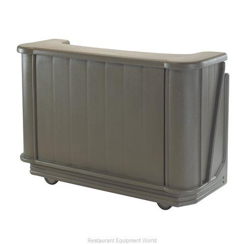 Cambro BAR650CP194 Portable Bar