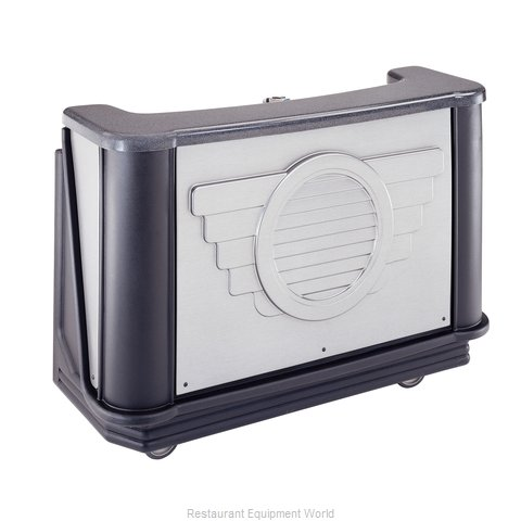 Cambro BAR650DSDX667 Portable Bar