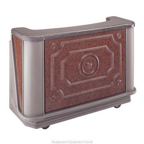 Cambro BAR650DSPM669 Portable Bar