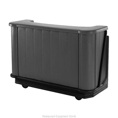 Cambro BAR650DX420 Portable Bar
