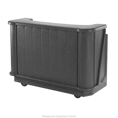 Cambro BAR650PM421 Portable Bar