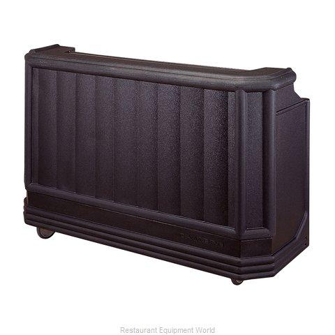 Cambro BAR730110 Portable Bar